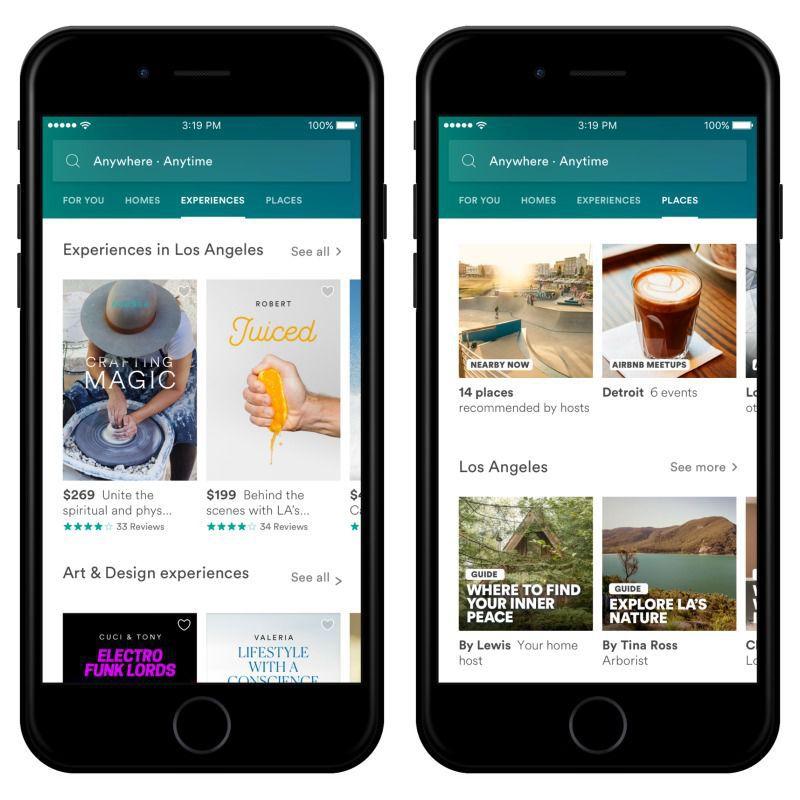 Airbnb Now Lets You Plan Your Entire Trip Terabit Web Development Blog