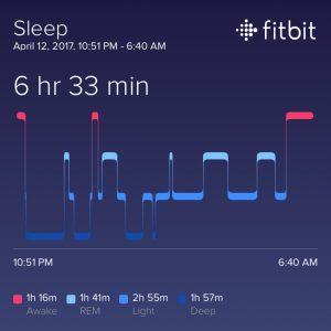 FitbitSleep