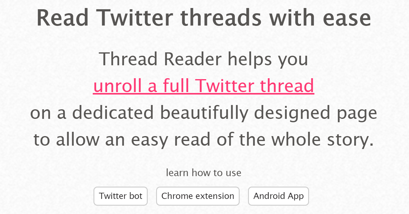 Understanding Twitter Threads Terabit Web Development Blog